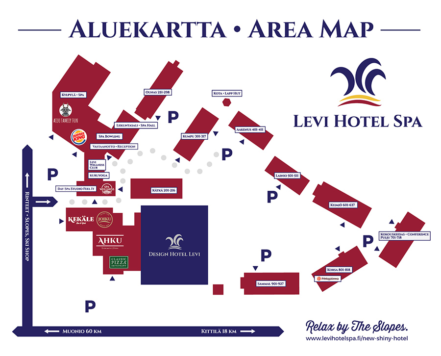 New Design Hotel Levi Levi Hotel Spa